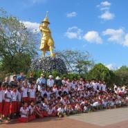 Kaw Thaung Kings Statue Victoria Point