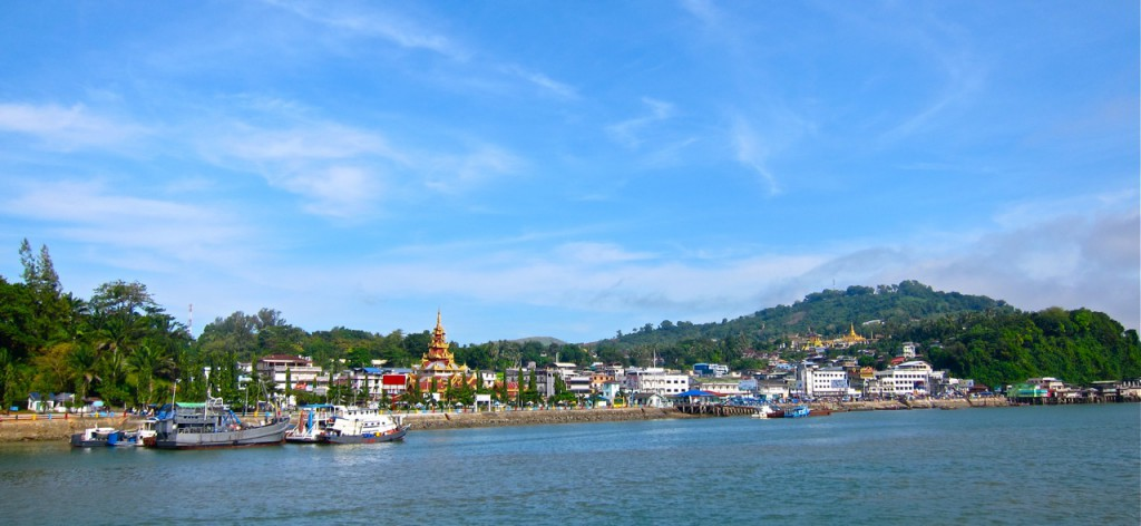 Kaw Thaung Panorama