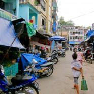 Kaw Thaung Sideroad