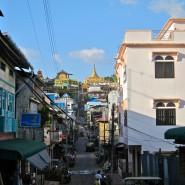 Kaw Thaung View Pagoda