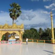 Pagoda Impression