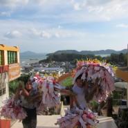 View of Kaw Thaung from Pragoda